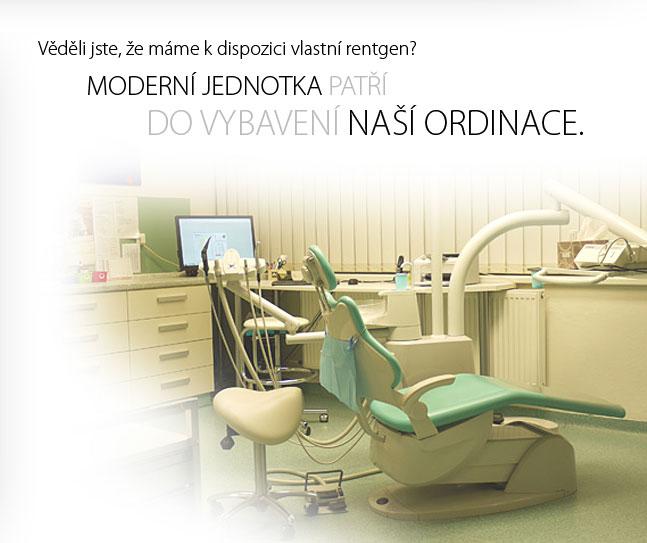 Obrázek rentgenového zařízení